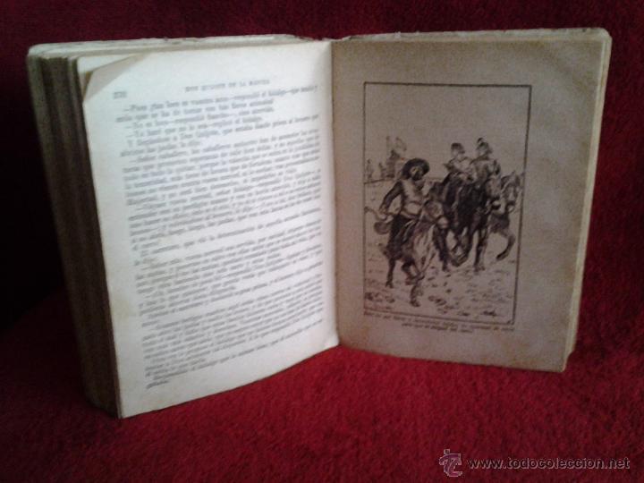 Libros antiguos: DON QUIJOTE DE LA MANCHA EDITORIAL CALLEJA, AÑO 1905 MIGUEL DE CERVANTES SAAVEDRA - Foto 11 - 48421021