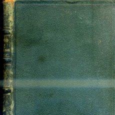 Libros antiguos: DUMAS PADRE . LA MUGER DE UN JUGADOR (1865) CON GRABADOS DE EUSEBIO PLANAS. Lote 48421431