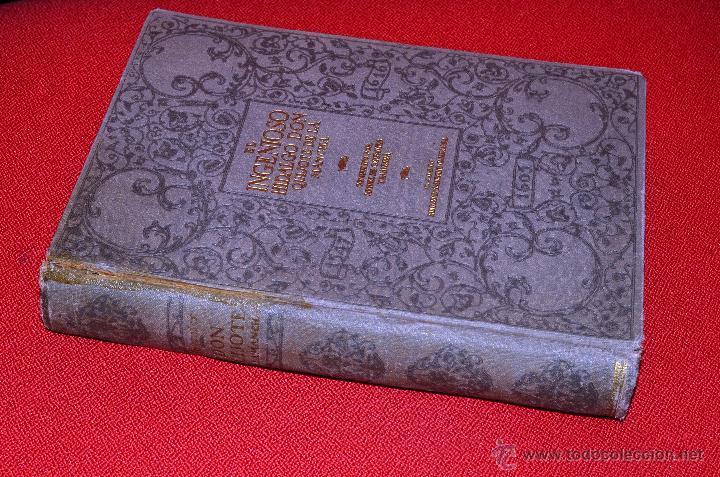 EL INGENIOSO HIDALGO DON QUIJOTE DE LA MANCHA MIGUEL DE CERVANTES. SEGUNDA SERIE. SATURNINO CALLEJA (Libros antiguos (hasta 1936), raros y curiosos - Literatura - Narrativa - Clásicos)