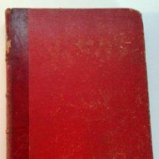 Libros antiguos: LAS DOS DIANAS - ALEJANDRO DUMAS - AÑO 1847 - PRIMERA EDICIÓN ESPAÑOLA - TIPOGRAFÍA DE P. MELLADO. Lote 48721781