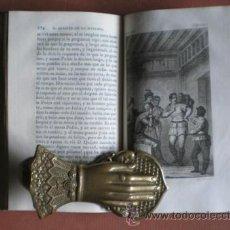 Libros antiguos: CERVANTES: EL INGENIOSO HIDALGO DON QUIJOTE DE LA MANCHA. 4ª ED. REAL ACADEMIA. TOMO III. 1819. Lote 48916804
