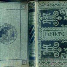 Libros antiguos: HUARTE : EXAMEN DE INGENIOS PARA LAS CIENCIAS (BIBL. CLÁSICA ESPAÑOLA, CORTEZO. 1884). Lote 49029481