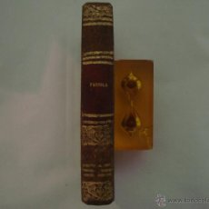 Libros antiguos: CARDENAL WISEMAN. FABIOLA O LA IGLESIA DE LAS CATACUMBAS.1870. Lote 49077481