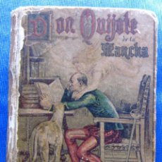 Libros antiguos: DON QUIJOTE DE LA MANCHA. EDICION MICROSCOPICA. EDITOR SATURNINO CALLEJA, MADRID, 1903.. Lote 49413479