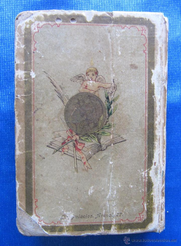 Libros antiguos: DON QUIJOTE DE LA MANCHA. EDICION MICROSCOPICA. EDITOR SATURNINO CALLEJA, MADRID, 1903. - Foto 8 - 49413479