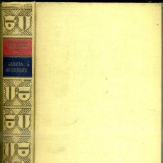 Libros antiguos: GARCÍA GUTIÉRREZ : VENGANZA CATALANA / JUAN LORENZO (CLÁSICOS CASTELLANOS, 1925). Lote 49555841