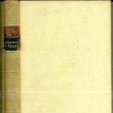 Libros antiguos: FRANCISCO DE ROJAS : TEATRO (CLÁSICOS CASTELLANOS, 1917). Lote 49555952