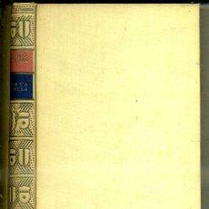 Libros antiguos: SANTA TERESA : LAS MORADAS (CLÁSICOS CASTELLANOS, 1933). Lote 49560108