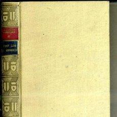Libros antiguos: FRAY LUIS DE GRANADA : GUÍA DE PECADORES (CLÁSICOS CASTELLANOS, 1929). Lote 49560355