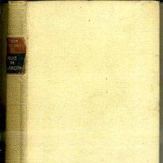Libros antiguos: RUIZ DE ALARCÓN : TEATRO (CLÁSICOS CASTELLANOS, 1918) PRÓLOGO DE ALFONSO REYES. Lote 49561238