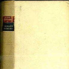 Libros antiguos: GUILLÉN DE CASTRO : LAS MOCEDADES DEL CID (CLÁSICOS CASTELLANOS, 1913). Lote 49561265