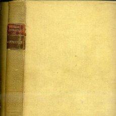 Libros antiguos: CAMPOAMOR : POESÍAS (CLÁSICOS CASTELLANOS, 1921). Lote 49561322