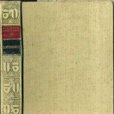 Libros antiguos: HARTZENBUSCH : LOS AMANTES DE TERUEL / LA JURA EN SANTA GADEA (CLÁSICOS CASTELLANOS, 1935). Lote 49576503