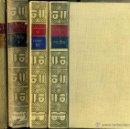 Libros antiguos: FEIJOO : OBRAS - CUATRO TOMOS (CLÁSICOS CASTELLANOS, 1923 - 1924 - 1928 - 1941) . Lote 49576682