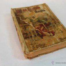 Old books - EL INGENIOSO HIDALGO DON QUIJOTE DE LA MANCHA - SATURNINO CALLEJA -1916 - 49853547