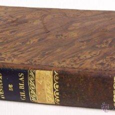Libros antiguos: HISTORIA DE GIL BLAS DE SANTILLANA. TOMO III Y IV. BARCELONA 1830 . Lote 50109655