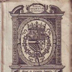 Old books - CERVANTES SAAVEDRA, MIGUEL DE: EL JUEZ DE LOS DIVORCIOS y EL VIZCAINO FINGIDO. Entremeses. - 50276953