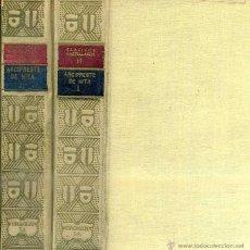 Libros antiguos: JUAN RUIZ ARCIPRESTE DE HITA : LIBRO DE BUEN AMOR (CLÁSICOS CASTELLANOS, 1937) DOS TOMOS. Lote 50370755