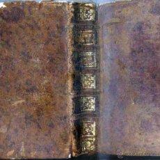 Libros antiguos: FABII : QUINTILIANI INSTITUTIONUM TOMUS II (ESTIENNE, 1754). Lote 50442132