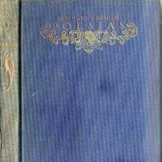 Libros antiguos: GARCILASO Y BOSCÁN . POESÍAS (CALLEJA, 1917). Lote 50464649