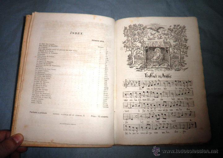 Libros antiguos: CANÇONER POPULAR - AÑO 1901 - A.CAPMANY - EDICION ORIGINAL ILUSTRADA. - Foto 6 - 50561706
