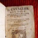 Libros antiguos: 1620-EL CABALLERO DEL SOL. LIBRO DE CABALLERIAS.TRADUCIDO POR PIETRO LAURO.PEDRO HERNANDEZ. ORIGINAL. Lote 50980604