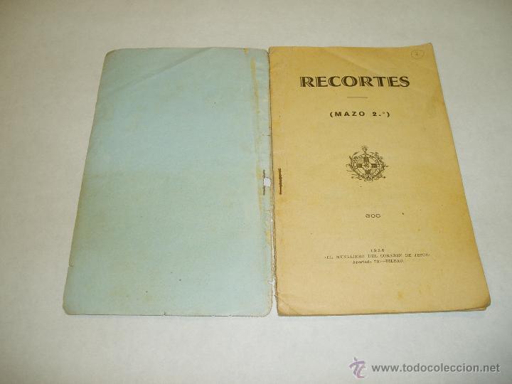 Libros antiguos: RECORTES , MAZO 2. DE BROMA Y DE VERAS. 1936 - Foto 2 - 51651332