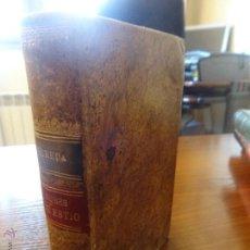 Libros antiguos: JOSE MARIA DE PEREDA - NUBES DE ESTIO - 1913 -. Lote 51668148
