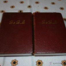Libros antiguos: LAS MIL NOCHES Y UNA NOCHE - VERSION CASTELLANA DE VICENTE BLASCO IBAÑES. Lote 51997322