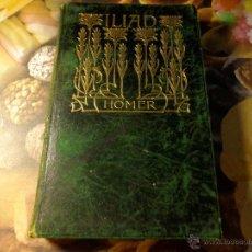 Libri antichi: POPE´S ILIAD OF HOMER (1906). Lote 52526228
