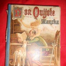Old books - El Ingenioso Hidalgo DON QUIJOTE DE LA MANCHA -Ed. Calleja 1917- - 52763567
