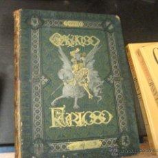 Libros antiguos: ORLANDO FURIOSO, ARIOSTO, LUDOVICO, 1883, TOMO I , ILUSTRACIONES GUSTAVO DORE, OFERTA. Lote 52963811