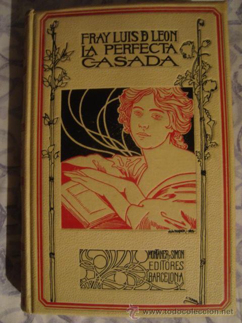 Fray luis de le n la perfecta casada montane comprar libros antiguos cl sicos en - La perfecta casada ...