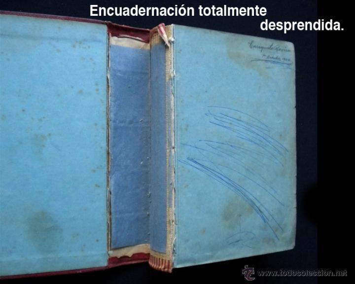 Libros antiguos: PCBROS - DON QUIJOTE DE LA MANCHA - M. DE CERVANTES S. - LUIS TASSO IMPRESOR Y EDITOR - Foto 2 - 53051674