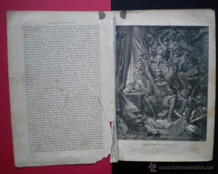 Libros antiguos: PCBROS - DON QUIJOTE DE LA MANCHA - M. DE CERVANTES S. - LUIS TASSO IMPRESOR Y EDITOR - Foto 6 - 53051674