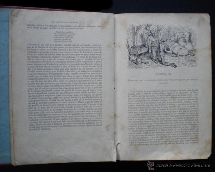 Libros antiguos: PCBROS - DON QUIJOTE DE LA MANCHA - M. DE CERVANTES S. - LUIS TASSO IMPRESOR Y EDITOR - Foto 11 - 53051674