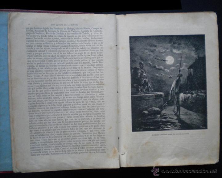 Libros antiguos: PCBROS - DON QUIJOTE DE LA MANCHA - M. DE CERVANTES S. - LUIS TASSO IMPRESOR Y EDITOR - Foto 13 - 53051674