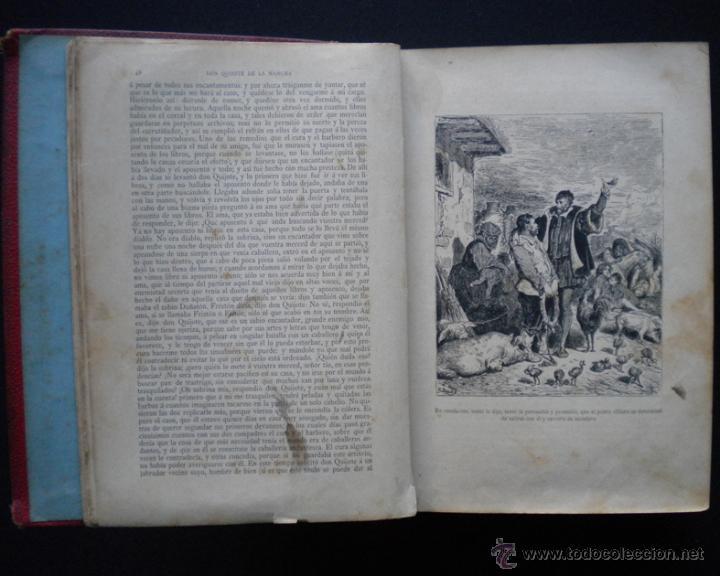 Libros antiguos: PCBROS - DON QUIJOTE DE LA MANCHA - M. DE CERVANTES S. - LUIS TASSO IMPRESOR Y EDITOR - Foto 17 - 53051674