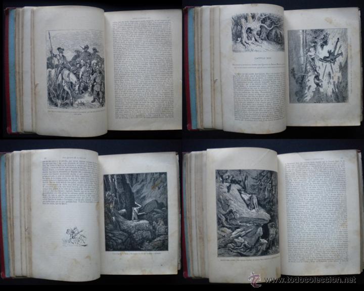 Libros antiguos: PCBROS - DON QUIJOTE DE LA MANCHA - M. DE CERVANTES S. - LUIS TASSO IMPRESOR Y EDITOR - Foto 19 - 53051674
