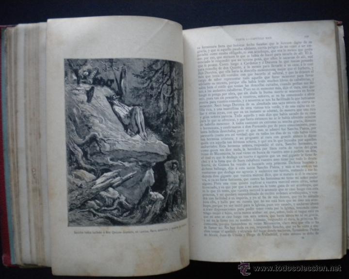 Libros antiguos: PCBROS - DON QUIJOTE DE LA MANCHA - M. DE CERVANTES S. - LUIS TASSO IMPRESOR Y EDITOR - Foto 20 - 53051674
