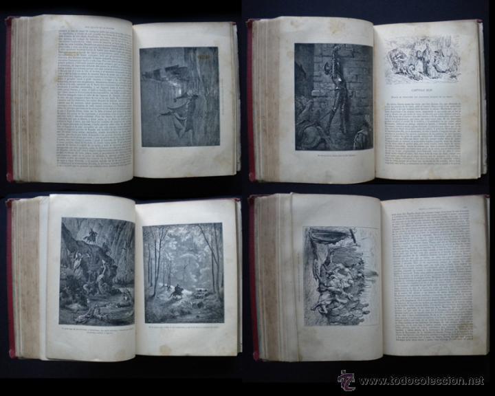 Libros antiguos: PCBROS - DON QUIJOTE DE LA MANCHA - M. DE CERVANTES S. - LUIS TASSO IMPRESOR Y EDITOR - Foto 23 - 53051674