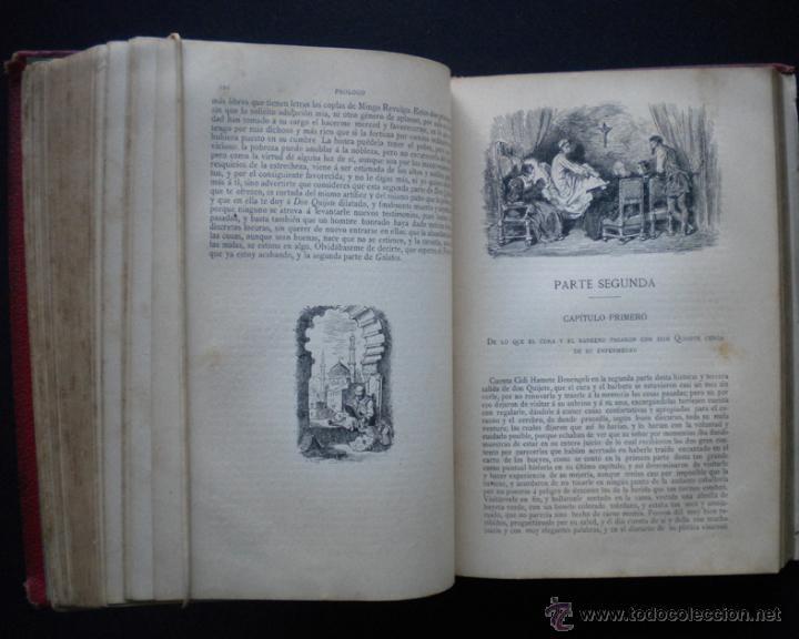 Libros antiguos: PCBROS - DON QUIJOTE DE LA MANCHA - M. DE CERVANTES S. - LUIS TASSO IMPRESOR Y EDITOR - Foto 26 - 53051674