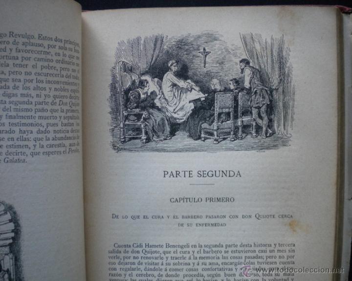 Libros antiguos: PCBROS - DON QUIJOTE DE LA MANCHA - M. DE CERVANTES S. - LUIS TASSO IMPRESOR Y EDITOR - Foto 27 - 53051674