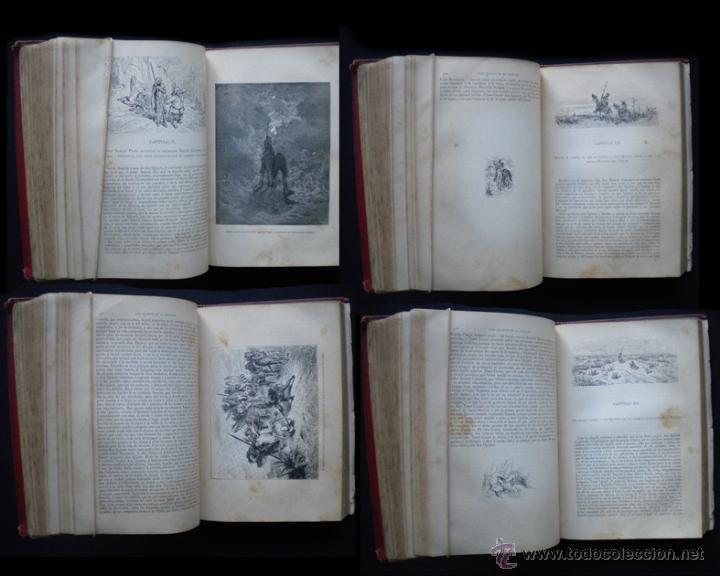Libros antiguos: PCBROS - DON QUIJOTE DE LA MANCHA - M. DE CERVANTES S. - LUIS TASSO IMPRESOR Y EDITOR - Foto 28 - 53051674