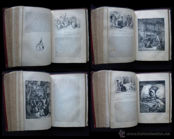 Libros antiguos: PCBROS - DON QUIJOTE DE LA MANCHA - M. DE CERVANTES S. - LUIS TASSO IMPRESOR Y EDITOR - Foto 29 - 53051674