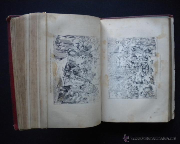 Libros antiguos: PCBROS - DON QUIJOTE DE LA MANCHA - M. DE CERVANTES S. - LUIS TASSO IMPRESOR Y EDITOR - Foto 30 - 53051674