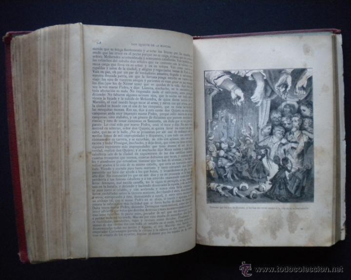 Libros antiguos: PCBROS - DON QUIJOTE DE LA MANCHA - M. DE CERVANTES S. - LUIS TASSO IMPRESOR Y EDITOR - Foto 31 - 53051674