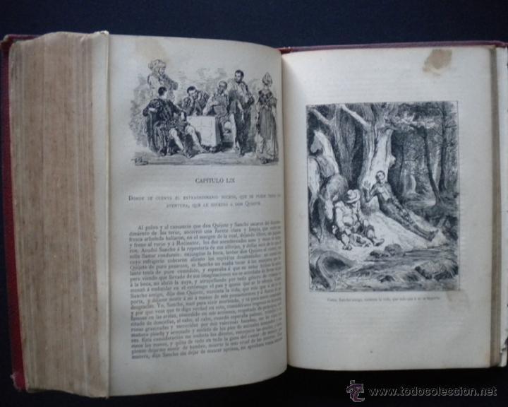 Libros antiguos: PCBROS - DON QUIJOTE DE LA MANCHA - M. DE CERVANTES S. - LUIS TASSO IMPRESOR Y EDITOR - Foto 33 - 53051674