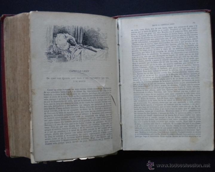 Libros antiguos: PCBROS - DON QUIJOTE DE LA MANCHA - M. DE CERVANTES S. - LUIS TASSO IMPRESOR Y EDITOR - Foto 37 - 53051674