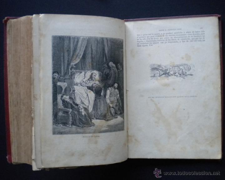 Libros antiguos: PCBROS - DON QUIJOTE DE LA MANCHA - M. DE CERVANTES S. - LUIS TASSO IMPRESOR Y EDITOR - Foto 38 - 53051674